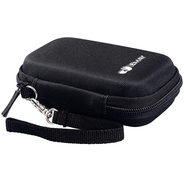 Hard Case for EKG Monitor